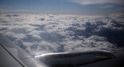 WLAN im Flugzeug sicher